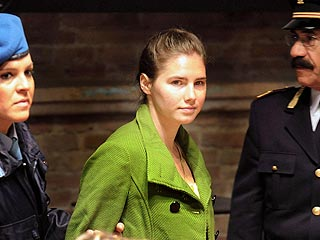 American Student Amanda Knox Guilty of Murder in Italy