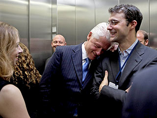 Bill Clinton Adores His Future Son-in-Law