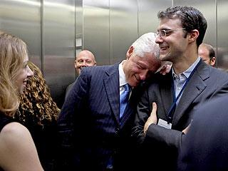 Bill Clinton Adores His Future Son-in-Law
