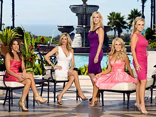 All the Dirt From The Real Housewives of O.C. Reunion