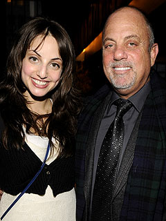 REPORT: Billy Joel Says Daughter Will Be Fine