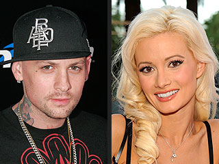 Holly Madison Coy Over Relationship with Benji Madden