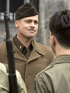 The Basterds Guide to Brad Pitt