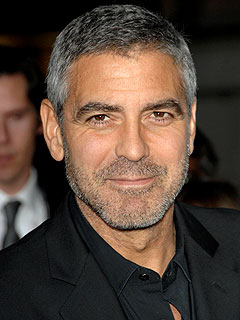 How Telethons Help: Haiti Will Be <b>George Clooney's</b> Third - george-clooney-2-240