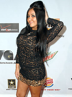Snooki Promises to Cut Down on Her Drinking