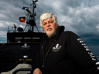 Ahoy! Capt. Watson and His Crew Set Sail for a New Season of Whale Wars