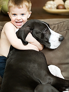 Petiquette: What to Do When a Pal's Kids Pester Your Pet?