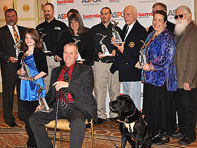 ASPCA Humane Awards Celebrate Animals and Their Human Advocates