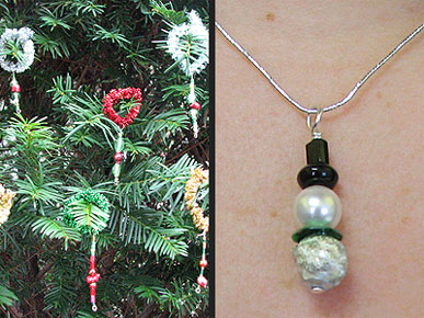 Reindeer Poop Pendants: Good Gift or Just Gross?
