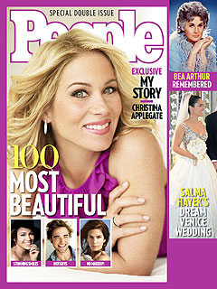 Christina Applegate&#39;s New Lease on Life