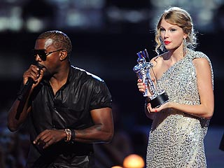 Taylor Swift Wins Best Female Video – Upsetting Kanye West