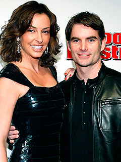Jeff Gordon Reveals Sex of Baby on the Way