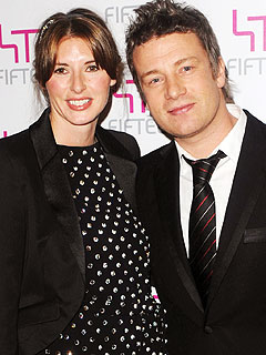 Jamie Oliver, Wife Expecting Fourth Child