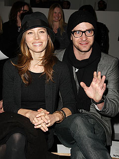 Justin Timberlake and Jessica Biel's Night Out
