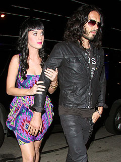 QUOTED: Katy Perry Hurts Russell Brand Where He Sits