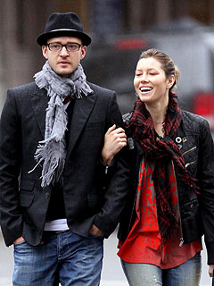 Justin Timberlake, Jessica Biel Split