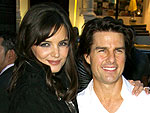 Katie Holmes's Romantic Birthday Dinner in N.Y.C. | Katie Holmes, Tom Cruise