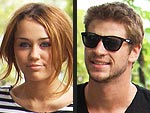 Miley & Liam Rekindle Their Romance over Milk & Cookies | Miley Cyrus