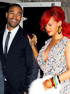 Matt Kemp and Rihanna No Longer a Couple