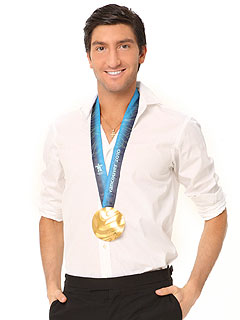 Evan Lysacek's DWTS Blog: It's Time to Tango!
