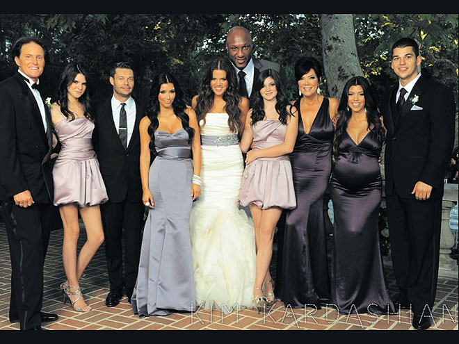 The Kardashians' Very, Merry Christmas Cards