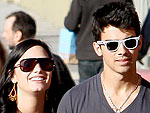 Off-Duty Hollywood | Demi Lovato, Joe Jonas