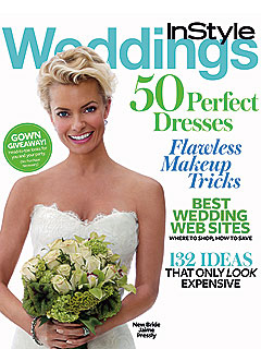 Jaime Pressly wedding photos