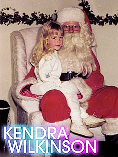 Kendra Wilkinson 'So Excited' Over First Christmas with Husband, Baby