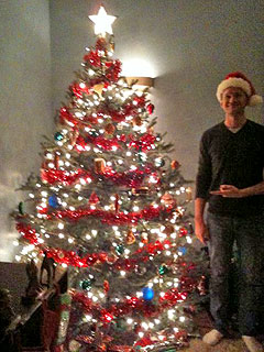 Neil Patrick Harris Shows Off Holiday Decorating Skills