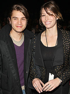 Jessica Biel and Emile Hirsch Begin Mt. Kilimanjaro Climb