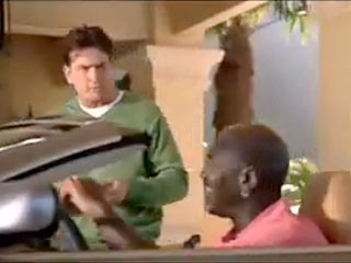 Hanes Suspends Charlie Sheen Commercials