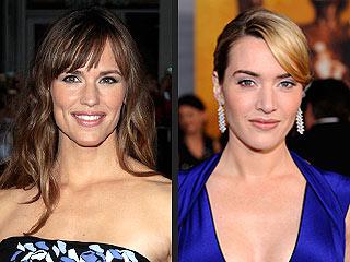Jennifer Garner, Kate Winslet to Present at Golden Globes