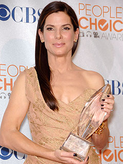 Sandra Bullock Is Ready to Relax