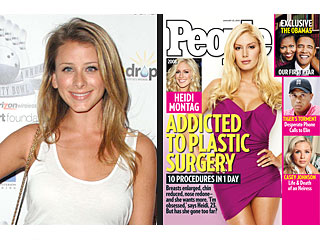 Costar: Heidi's Surgeries Send Wrong Message