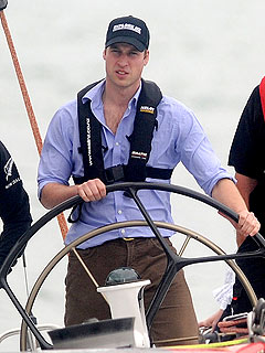 Tween Takes Shot at William's Royal Family Jewels!