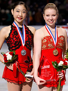 Figure Skater Rachael Flatt Just Your Average Teen Headed to the Olympics