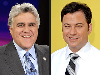Jimmy Kimmel Strikes Again at 'Tattle-Tale' Jay Leno