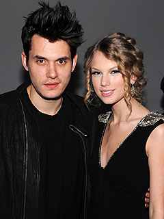 Taylor Swift and John Mayer Collaborate over Dinner