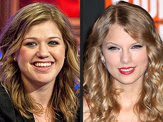 Kelly Clarkson Wades Into Taylor Swift Controversy