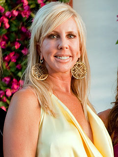 Vicki Gunvalson, of Real Housewives of Orange County, Out of Hospital