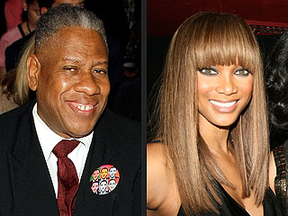 Vogue's André Leon Talley Joins America's Next Top Model