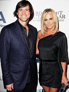 Jim Carrey and Jenny McCarthy Split
