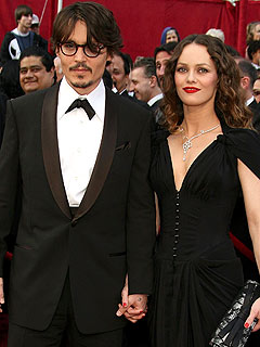 Johnny Depp's Girlfriend Says Space Keeps Their Romance Hot