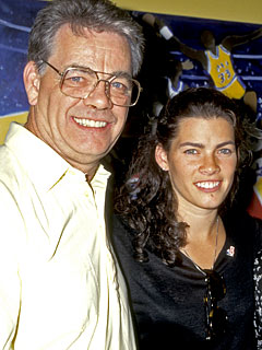 Nancy Kerrigan: Father Was 'My Safety Net'