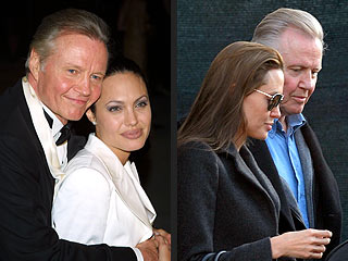 INSIDE STORY: How Angelina and Dad Jon Voight Are Healing Their Rift