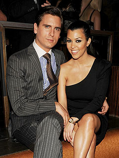 Kourtney Kardashian: Scott Is My Partner