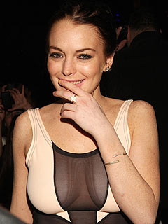 Lindsay Lohan Says Her Love of Women Surprised Her