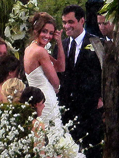 It's Official: Bachelor's Jason And Molly GetHitched!