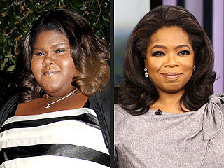 Gabourey Sidibe Is Oprah Winfrey's Dream Oscars Date