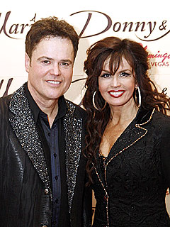 Donny Osmond: Marie's Dealing with 'Her Own Demons' After Son's Death